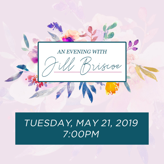 An Evening with Jill Briscoe May 2019